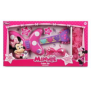 Minnie Mouse Talking Guitar Play Set