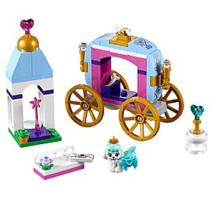 Pumpkins Royal Carriage Playset by LEGO - Palace Pets