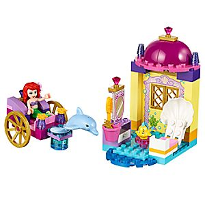 Ariels Dolphin Carriage LEGO Juniors Playset