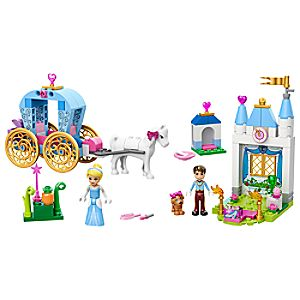 Cinderellas Carriage LEGO Juniors Playset
