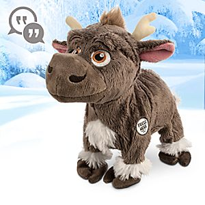 Disney Animators Collection Interactive Sven - Frozen - 9