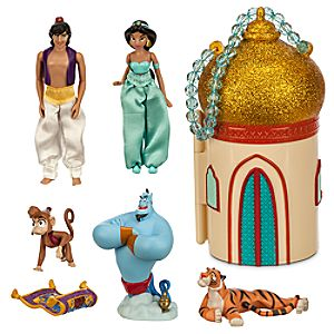 Jasmine Mini Castle Play Set - Aladdin