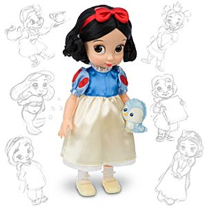Disney Animators Collection Snow White Doll -- 16 H