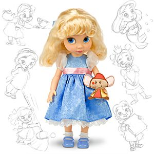 Disney Animators' Collection Cinderella Doll -- 16'' H