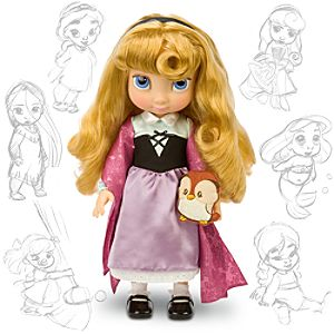 Disney Animators Collection Aurora Doll - 16