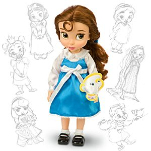 Disney Animators Collection Belle Doll -- 16 H