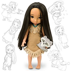 Disney Animators Collection Pocahontas Doll -- 16 H