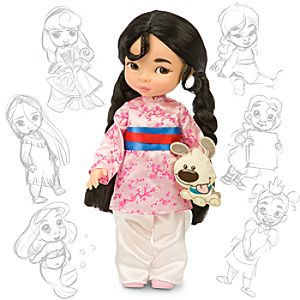 Disney Animators Collection Mulan Doll -- 16 H
