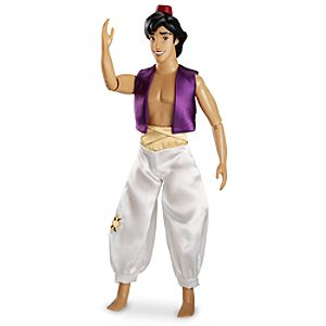 Aladdin Classic Doll - 12