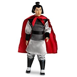 Li Shang Classic Doll - Mulan - 12
