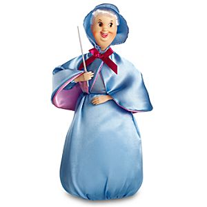 Fairy Godmother Classic Doll - Cinderella - 11