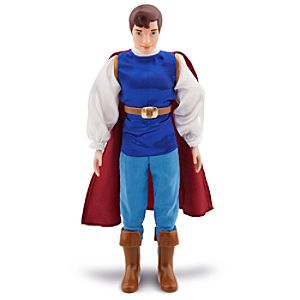 Snow White and the Seven Dwarfs The Prince Doll -- 12 H