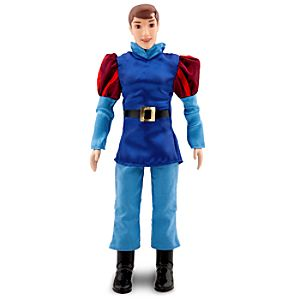 "Sleeping Beauty Classic Prince Phillip Doll -- 12"" H"