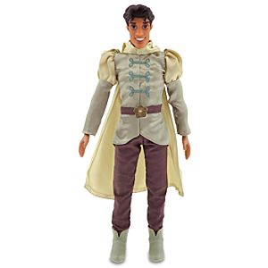 "The Princess and the Frog Classic Prince Naveen Doll -- 12"" H"