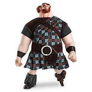 King Fergus Classic Doll - Brave - 11