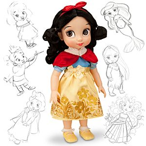 Disney Animators Collection Snow White Doll - 16