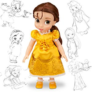Disney Animators Collection Belle Doll - 16