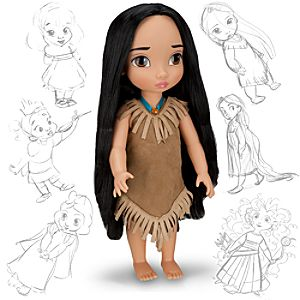 Disney Animators Collection Pocahontas Doll - 16