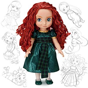 Disney/Pixar Animators Collection Merida Doll - 16