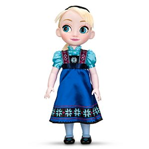 Elsa Toddler Doll - Frozen - 16