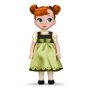 Disney Animators Collection Anna Doll - 16