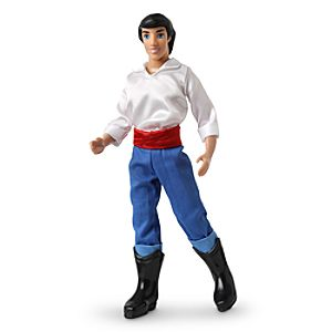 Prince Eric Classic Doll - The Little Mermaid - 12 H