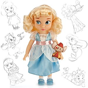 Disney Animators Collection Cinderella Doll - 16