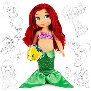 Disney Animators Collection Ariel Doll - 16