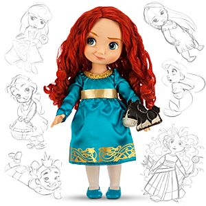 Disney Animators Collection Merida Doll - 16