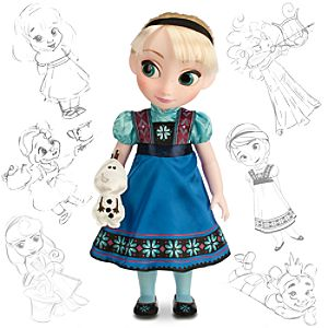 Disney Animators Collection Elsa Doll - 16