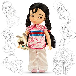 Disney Animators Collection Mulan Doll - 16