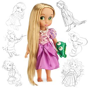 Disney Animators Collection Rapunzel Doll - 16