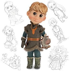 Disney Animators Collection Kristoff Doll - Frozen - 16