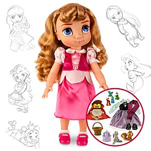 Aurora Doll Gift Set - Disney Animators Collection - 16