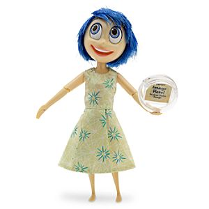 Joy Deluxe Talking Doll - Inside Out - 10'' H