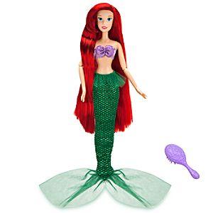 Singing Ariel Doll -- 17 H
