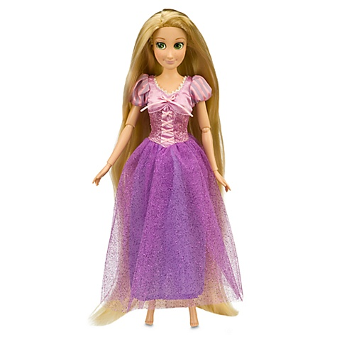 Tangled Classic Rapunzel Doll -- 12''