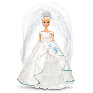Once Upon a Wedding Cinderella Doll -- 12 H