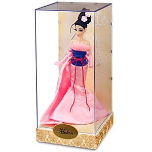 Disney Princess Designer Mulan Doll