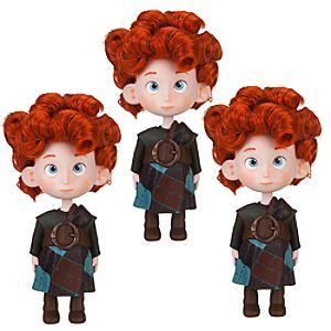 Triplets Brave Doll Set