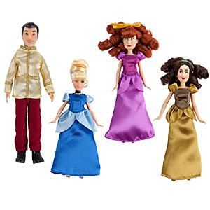 Cinderella Mini Disney Princess Doll Set