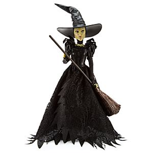 Wicked Witch of the West Doll - Oz The Great and Powerful - 11 1/2
