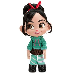 Vanellope Von Schweetz Talking Doll - Wreck-It Ralph - 11''
