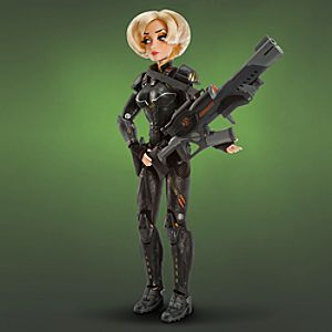 Sergeant Calhoun Doll - Wreck-It Ralph