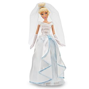 Cinderella Wedding Doll - Classic Disney Princess - 12