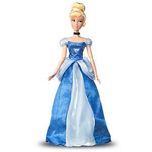 Singing Cinderella Doll -- 17 H