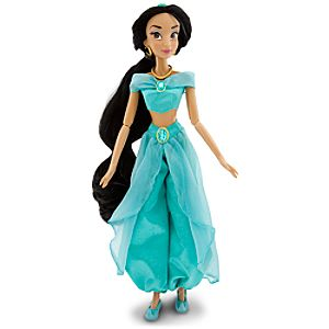 Singing Jasmine Doll -- 17 H