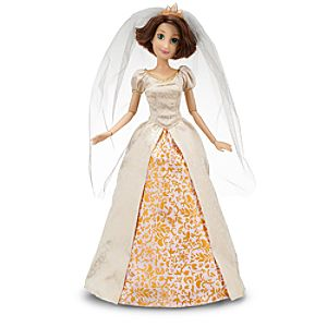 Classic Disney Princess Rapunzel Wedding Doll -- 12