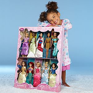 Disney Princess Doll Collection - 12