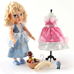Cinderella Doll Set - Disney Animators Collection